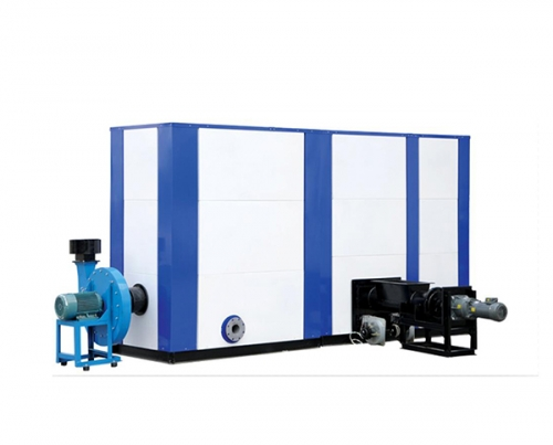 CLHS型号生物质锅炉